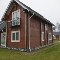 Установка деревянных окон под ключ