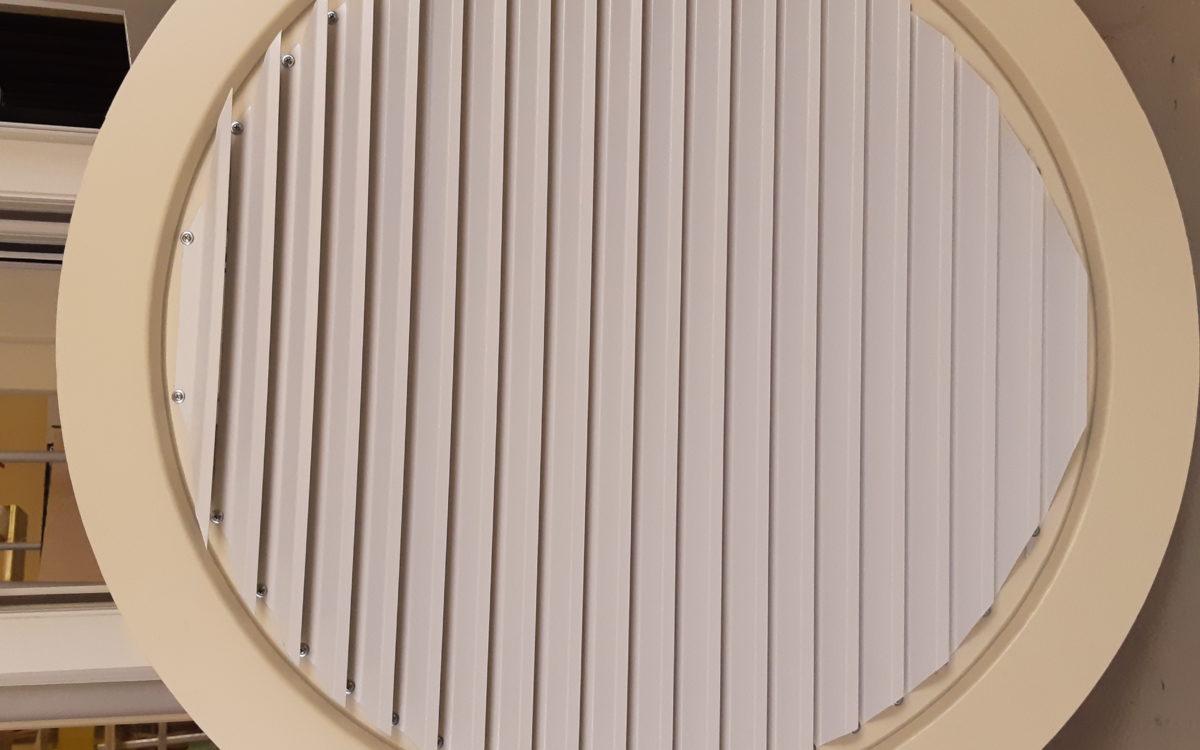 Деревянные слуховое окно