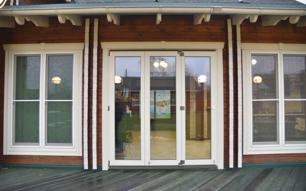 Деревянные окна Holzland