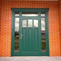 Входные двери из массива под заказ в Гомеле